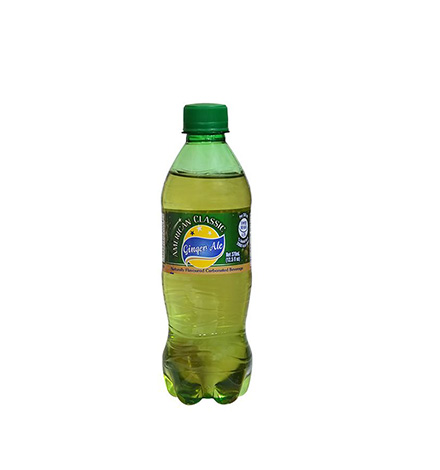 AMERICAN CLASSIC GINGER ALE 370ml