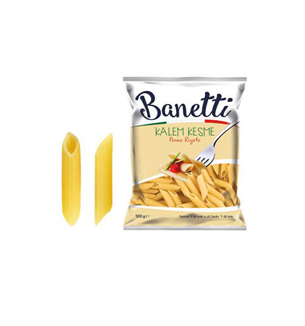 BANETTI PENNE RIGATE 500g
