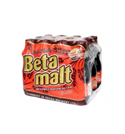Beta Malt (12 Bottles) -330ml