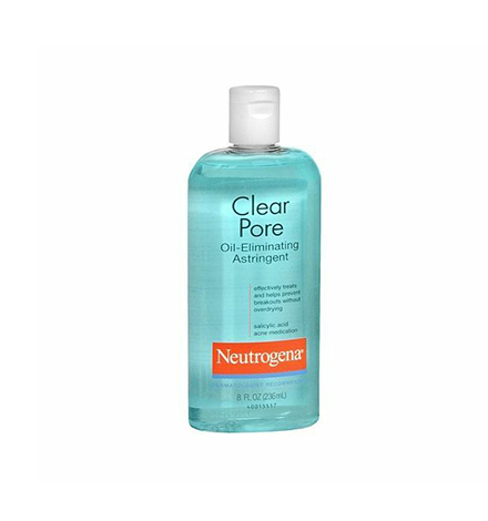 Clear Pore Oil Eliminating Astringent - 236ml
