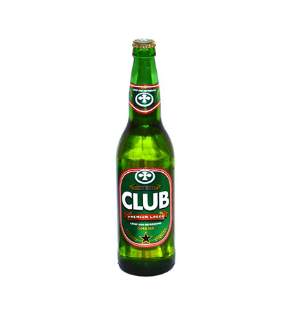 Club Beer (12 Bottles) - 625ml