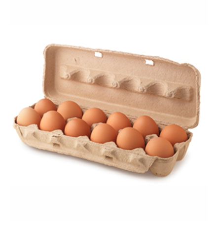 Crate of Eggs (12 pieces)