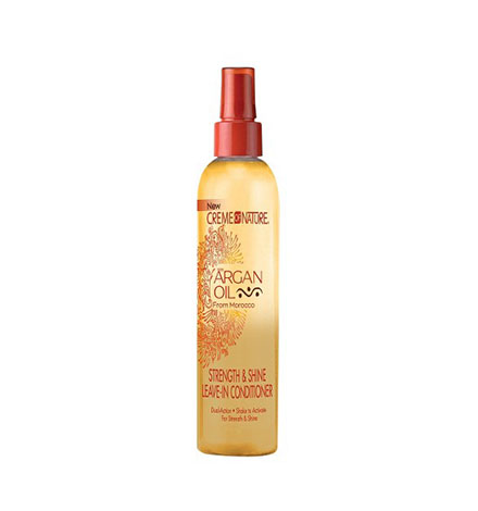 Creme of Nature Argan Oil Strength & Shine Leave-In Conditioner - 250ml