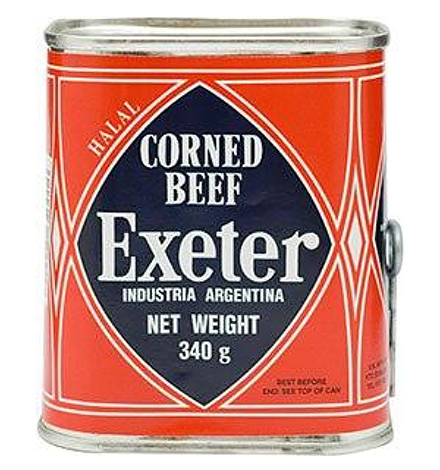 Exeter Corned Beef 340g
