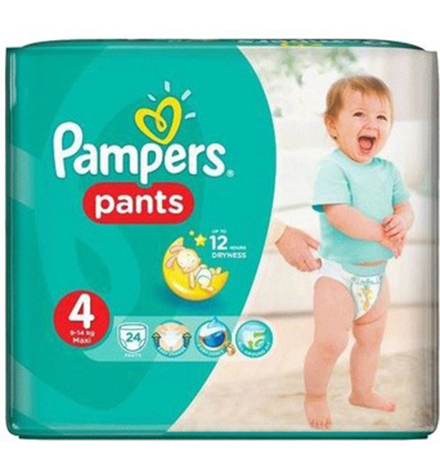 Pampers Pants Maxi